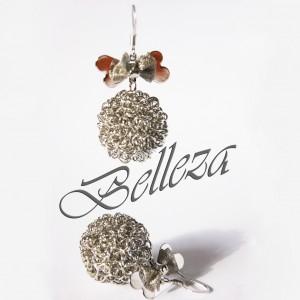 Коллекция бижутерии серии Belleza в Хабаровске
