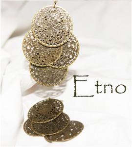 Коллекция бижутерии серии Etho