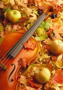 Осенняя мелодия в магазине бижутерии Carambano