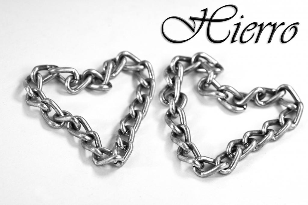 Любовь строга. Серия бижутерии Hierro